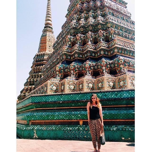Abby_Nydam_17_ วัดเชตุพนวิมลมังคลารามราชวรมหาวิหาร - วัดโพธิ์, Wat Phoe