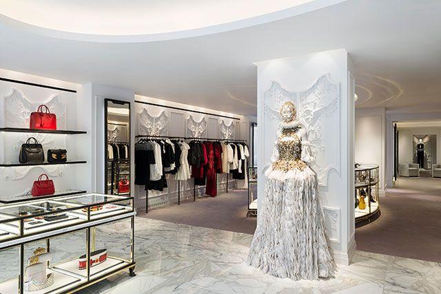 Alexander McQueen Boutique | Refinery29.com