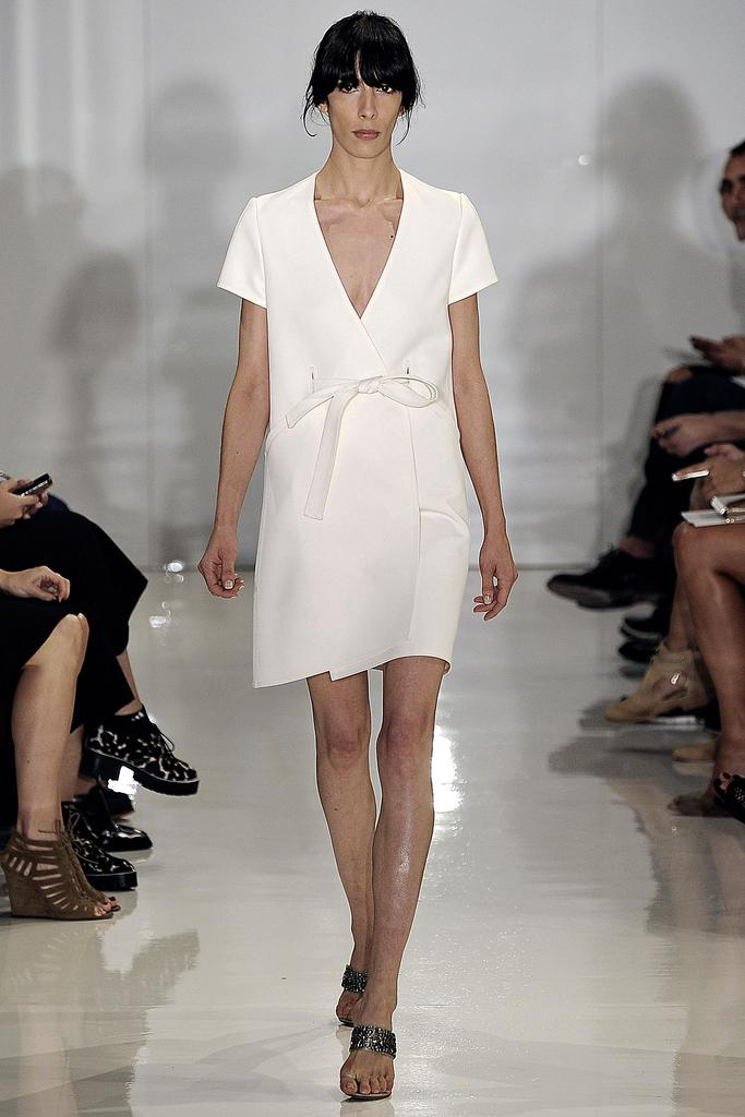 Ralph Rucci / Image from Style.com / Photo: Livio Valerio / Indigitalimages.com