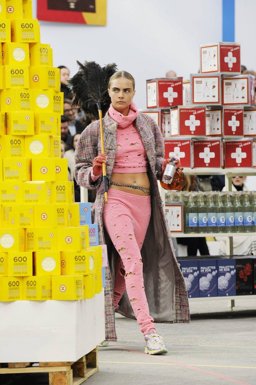 Chanel Runway 2014