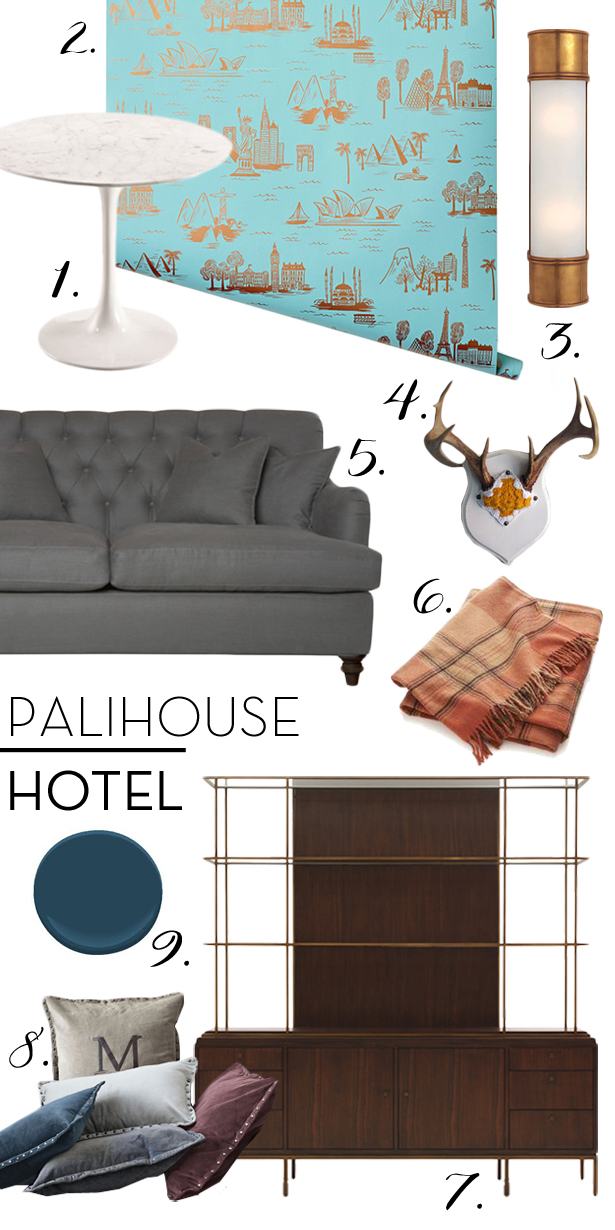 Palihouse | Get The Look | LaurenCaron