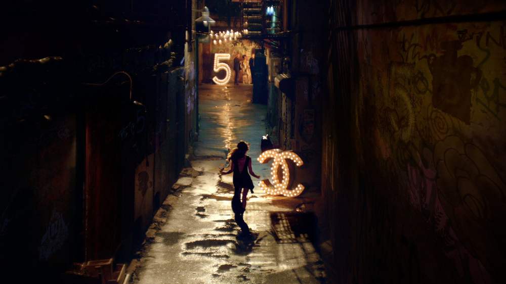 Chanel Nº5 Still Image from Film