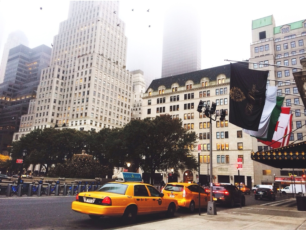 A New York Morning - Photo by: Lauren L Caron