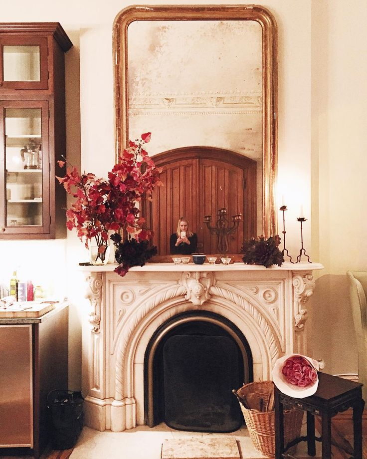 Cobble Hill Mantel | Photo by: Lauren L Caron © 2015