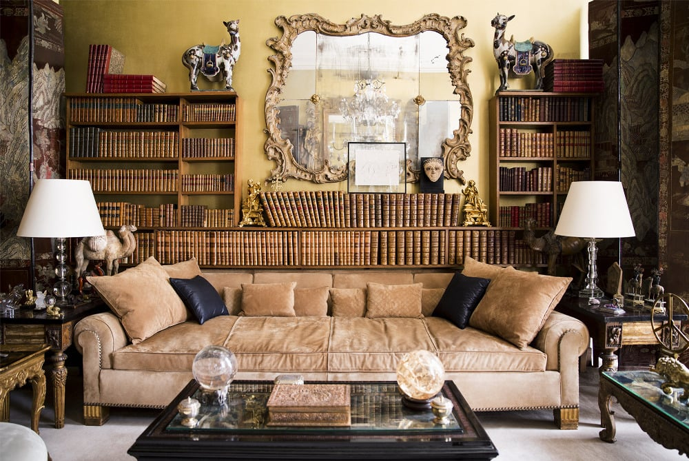 Coco Chanel's Apartment | Photo by Brittany Abridge | Domino Magazine