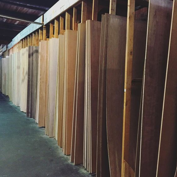 """Plywood Heaven"" 
