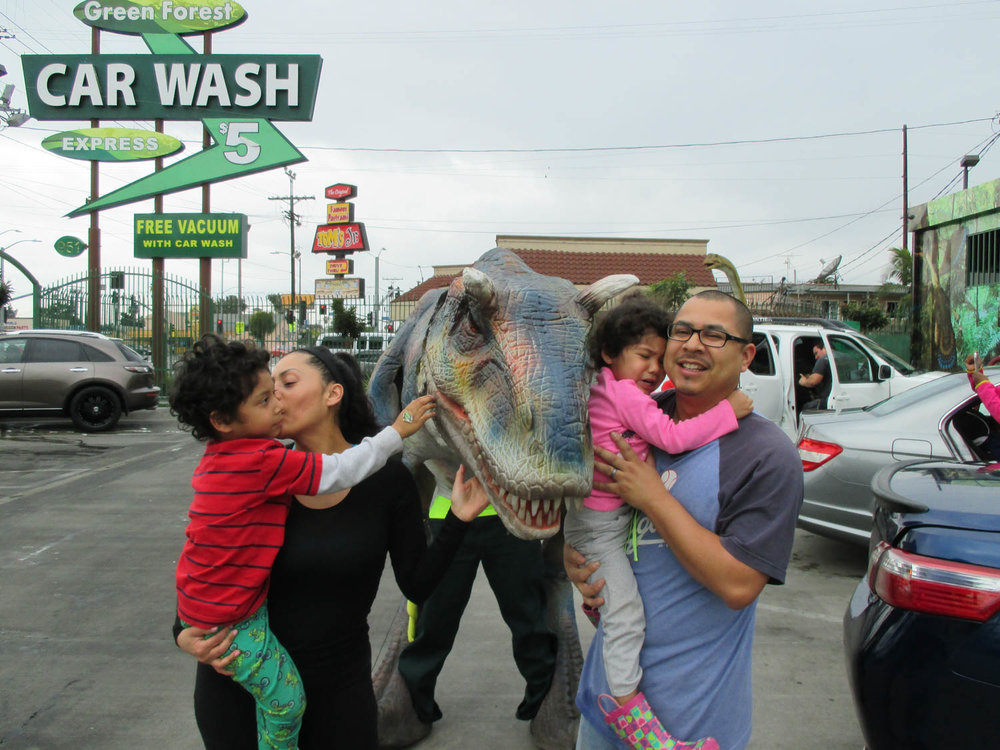 Florence Ave Green Forest Car Wash