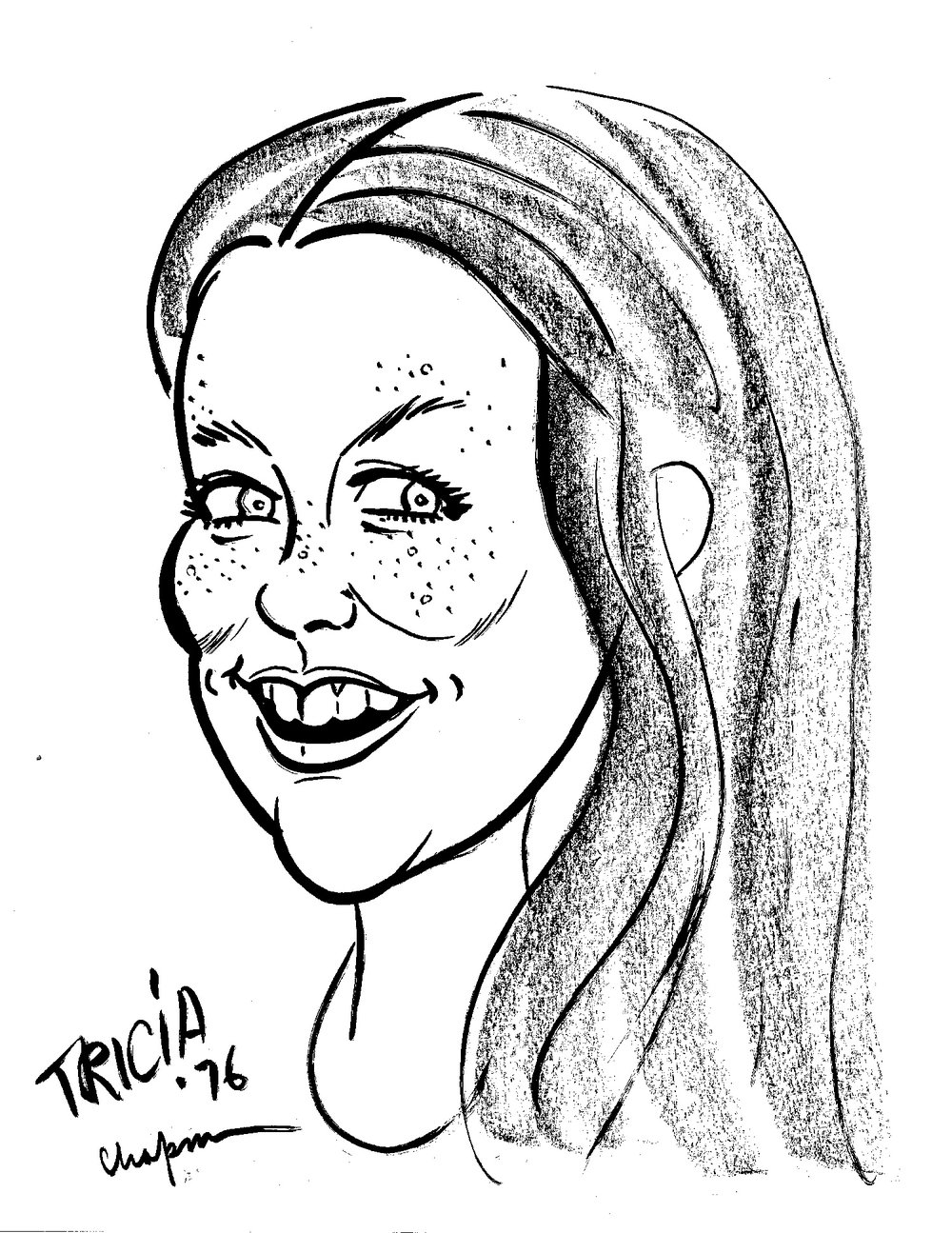 Click to download a printable, PDF copy of Flat Tricia