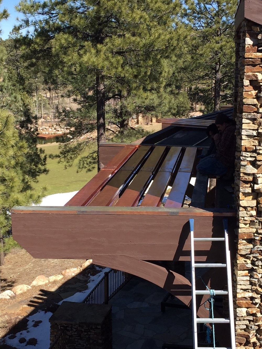 Reitz Builders: Pine Canyon: Flagstaff Home 3.JPG