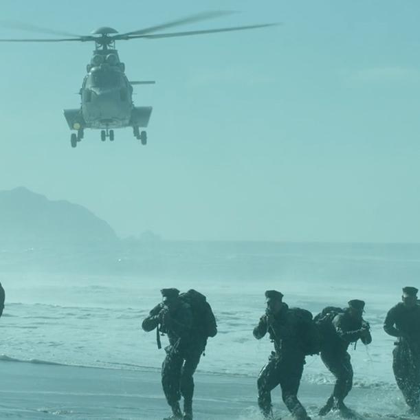 Marina De México   El objetivo del proyecto, era hacer una cineminuto poderoso que acercara emocionalmente a las fuerzas armadas de México con los Mexicanos. Así que nos fuimos a filmar al buque escuela Cuauhtémoc y generamos esta gran pieza.  1 Cineminuto