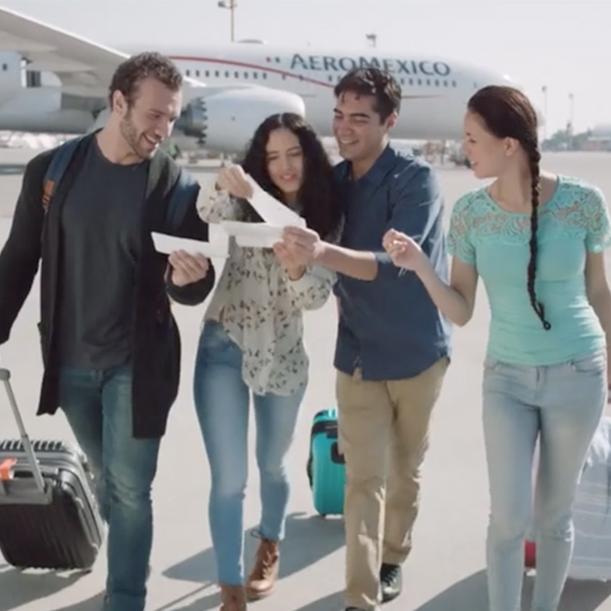 Club Premier   Aeroméxico nos pidió mostrar los tres principales beneficios de pertenecer a Club Premier con un storytelling fresco, dinámico y actual.  3 Spots, 1 Behind The Scenes