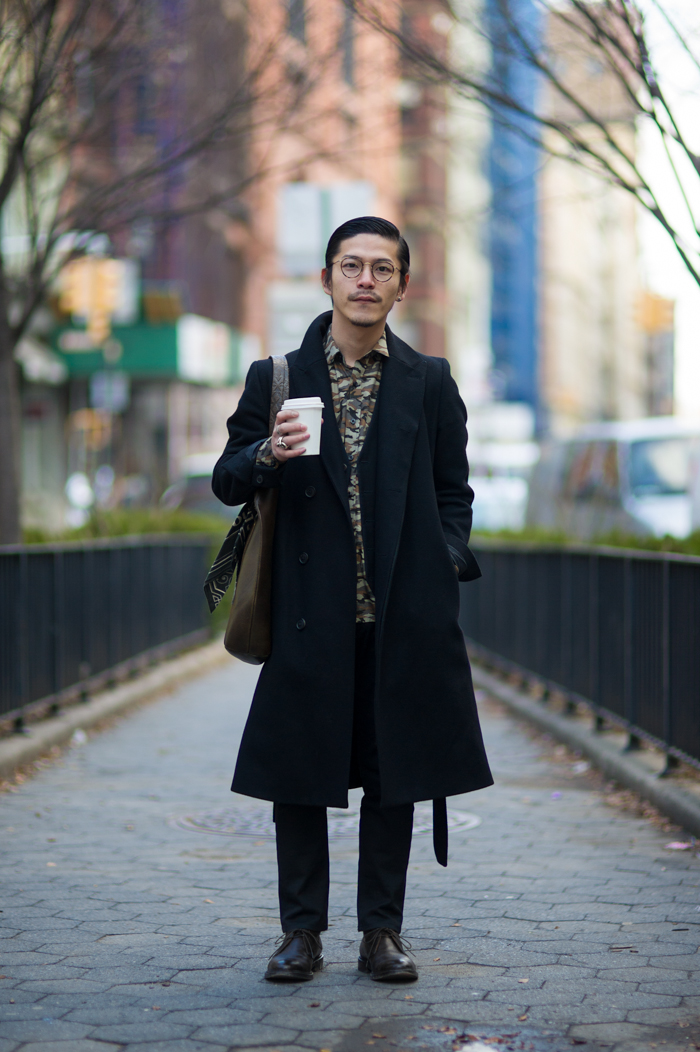 Masaaki+Hashimoto+Stephan+Schneider+Robert+James+Superfine+Raf+Simons+Oliver+Peoples+An+Unknown+Quantity+New+York+Fashion+Street+Style+Blog-2.jpg