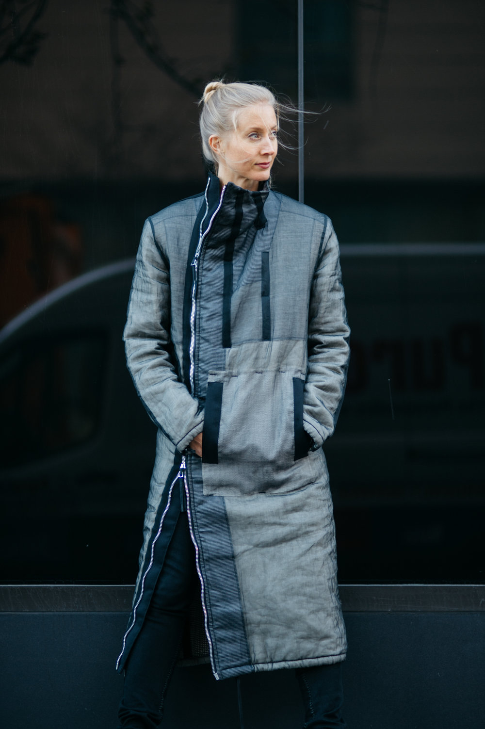 Boris Bidjan Saberi New York Street Style An Unknown Quantity