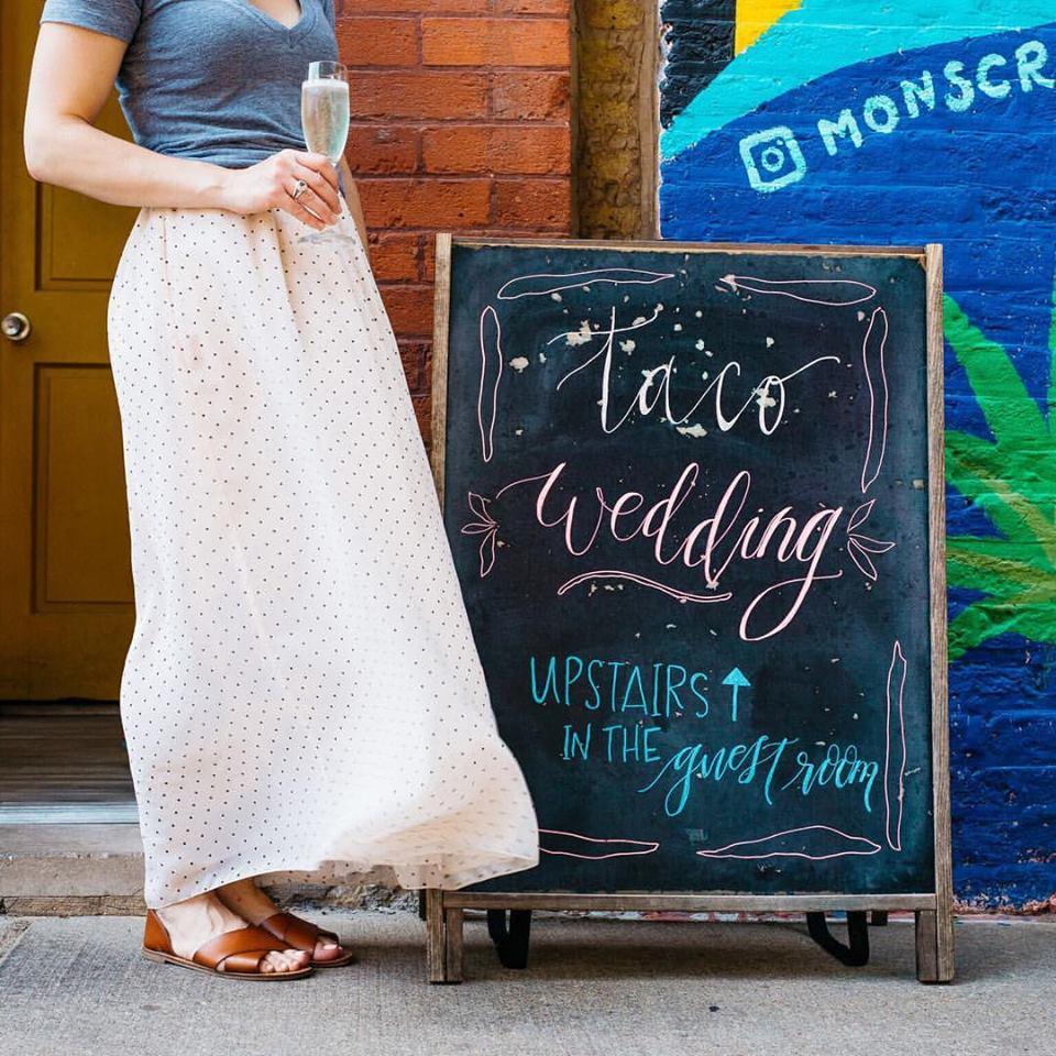 Taco Wedding
