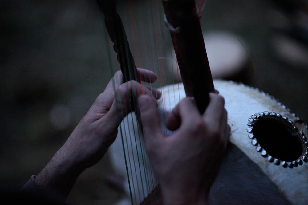 cora_african instrument