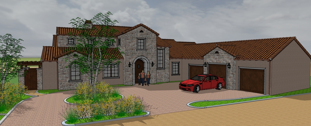 Tulare Residence