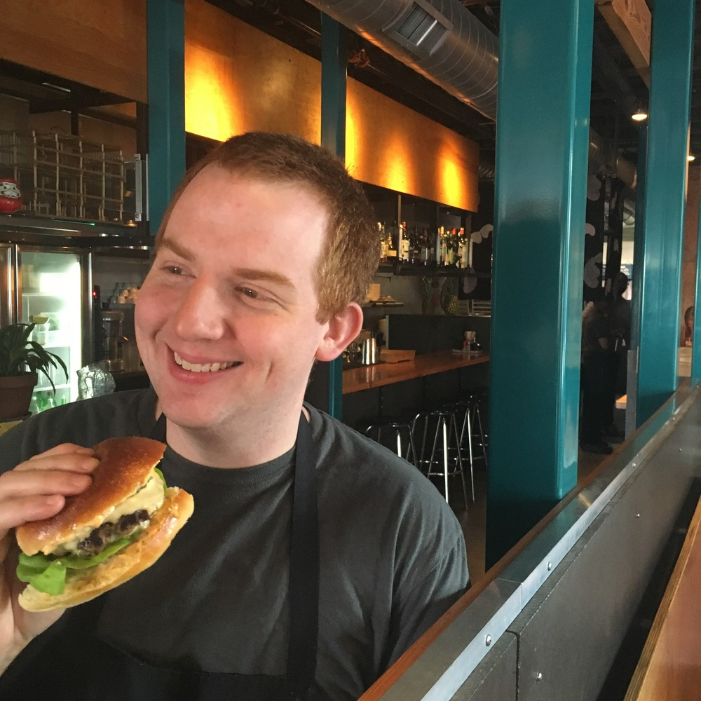 Chef Carl and the Biwa Double Burger