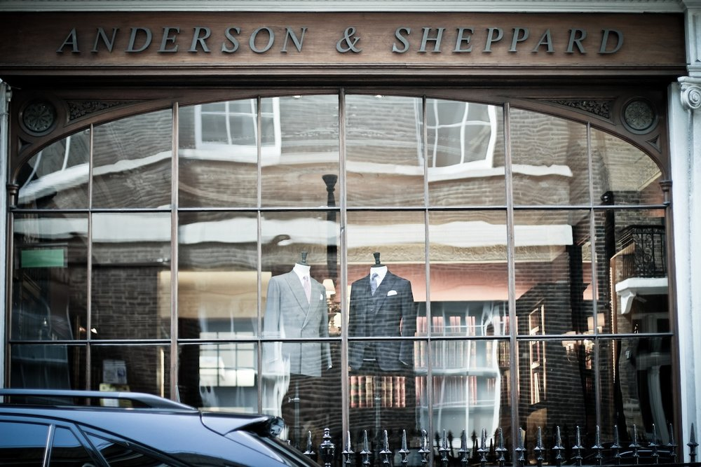 CLIENT: Artisan Press JOB: Anderson & Sheppard