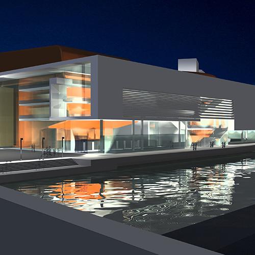 Konserthus for Sørlandet