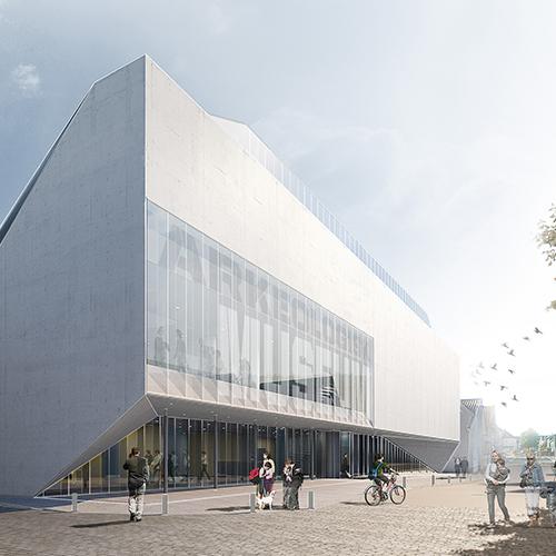 ARKEOLOGISK MUSEUM - ROSETTA, STAVANGER   + 2. PREMIE 2011
