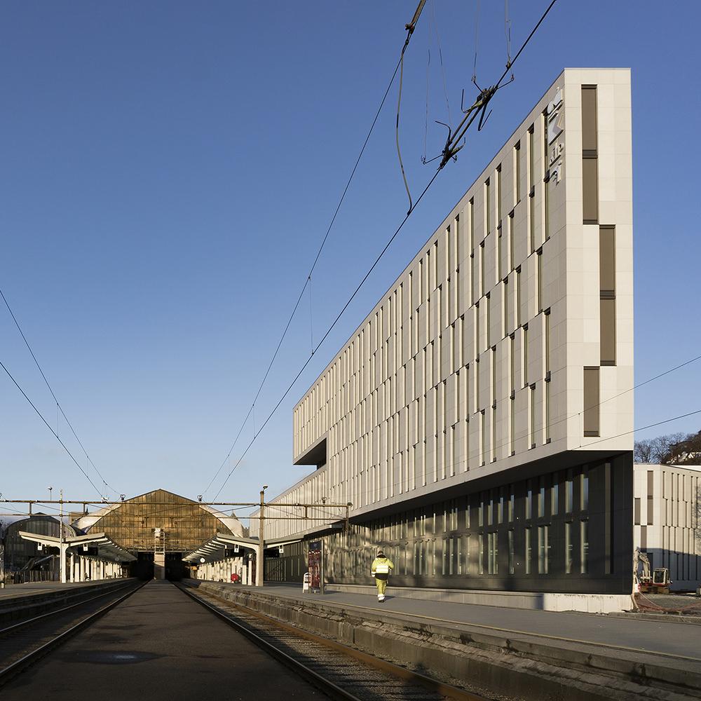 bergen stasjon østsiden