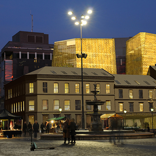 Youngstorget 7-9 / Torggata 13
