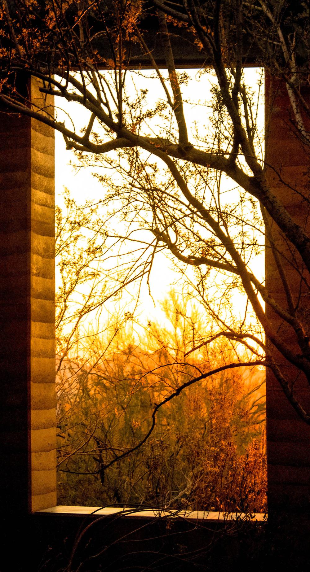 Burning Window