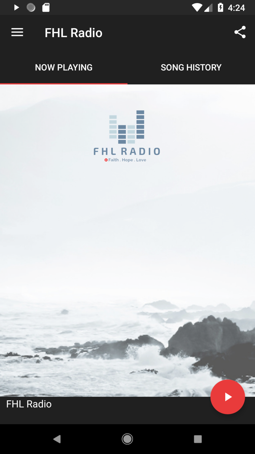 FHLRADIO Android App