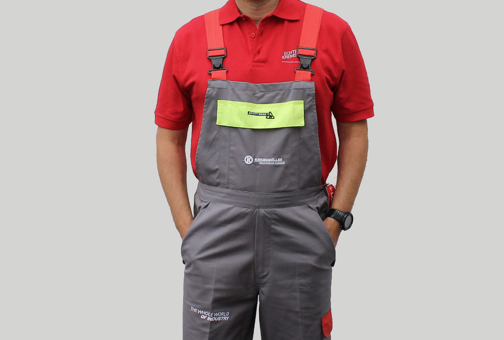 ISO-zertifizierte Safety Wear Kremsmüllergruppe