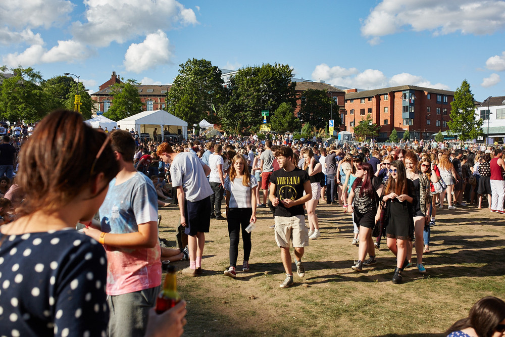 Tramlines 2014. Click  HERE  to see the full gallery