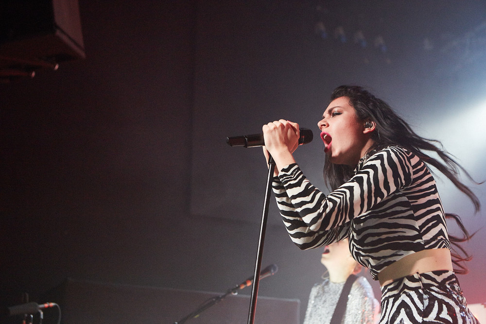 Charlie XCX live at The Rescue Rooms, Nottingham.
