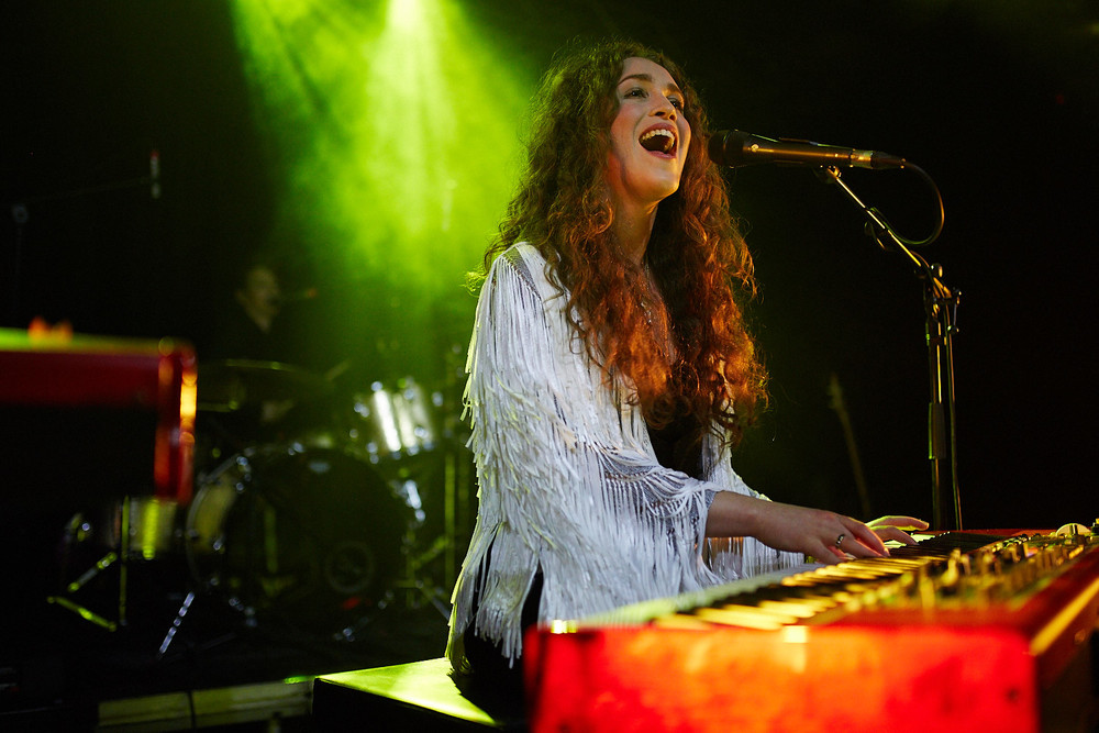 Rae Morris plays Rock City in Nottingham as part of Dot to Dot Festival 2015.