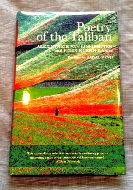 Poetry of the Taliban - Cover