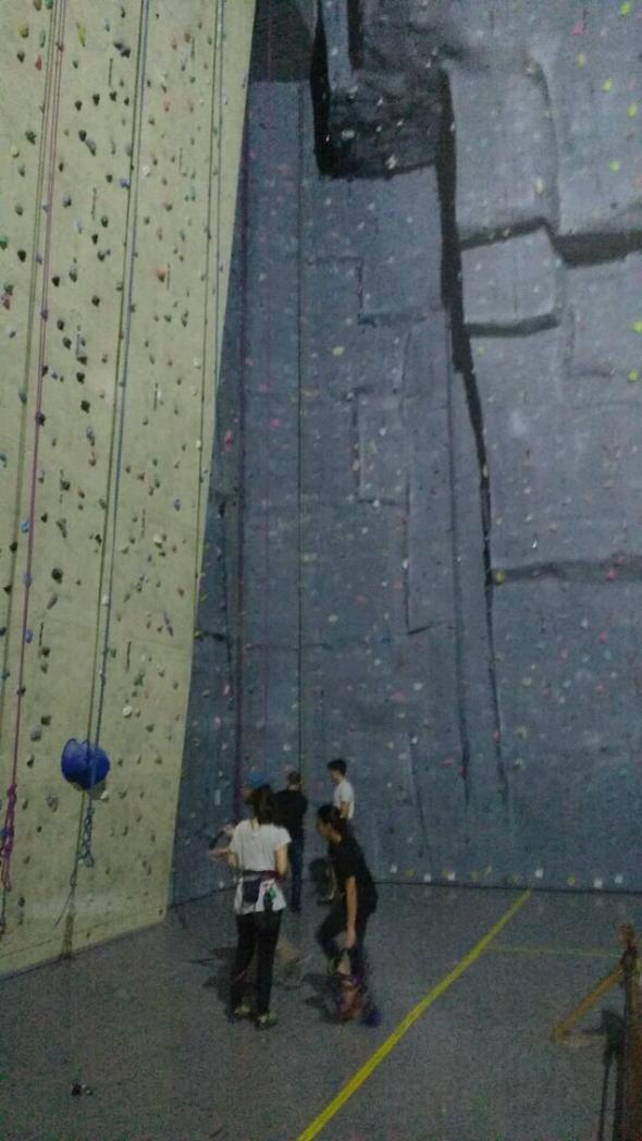 Amman's ClimbAt centre