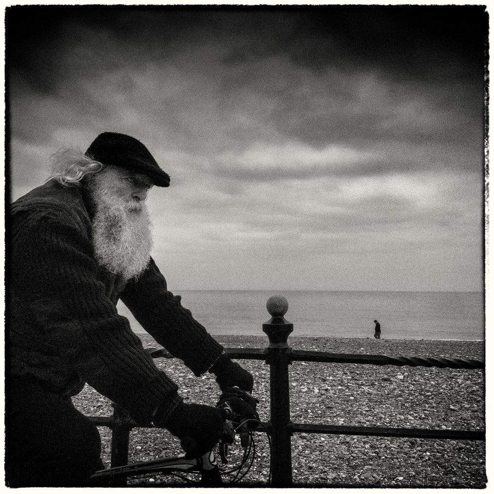 Old man in Bray