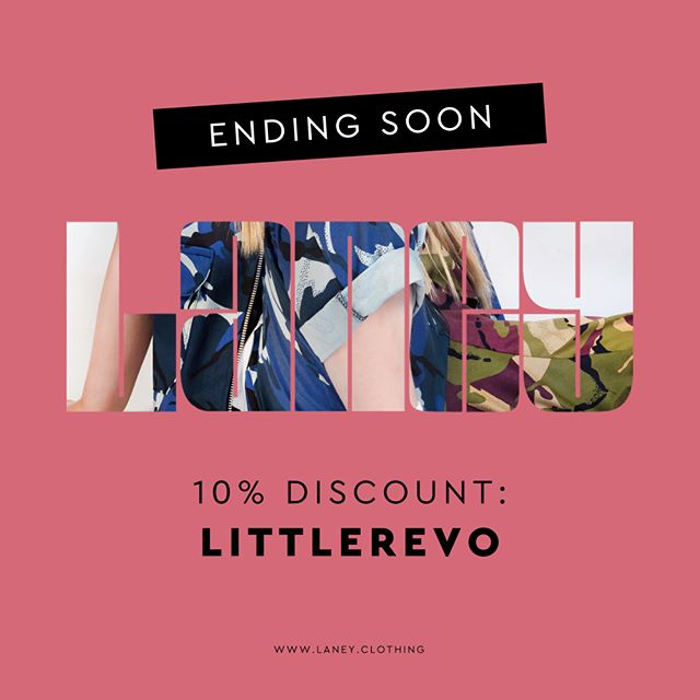 *DON'T FORGET* our exclusive discount code for @laneyclothing ends today so don't miss out!!! The new collection is live so bag yourself a bargain!!! 10% discount available for #LittleRevolutionMagazine readers. Enter LITTLEREVO at the checkout.  #discount #promocode #laneyclothing #kidsfashion #offer #endingsoon #kidsclothinglabel #fashion #unisex #lilrevomag #camo #camoprint #trendy