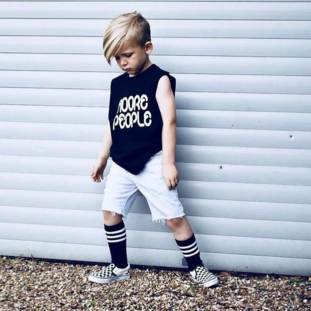 Check out @birdies_and_bearcubs and hear about the brand from founder @jadelarrah in the latest issue. #kidsmagazine #kidsfashion #birdiesandbearcubs #outnow