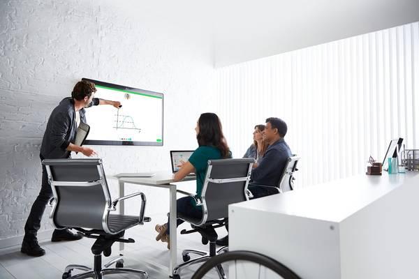 Cisco Spark Board for team collaboration