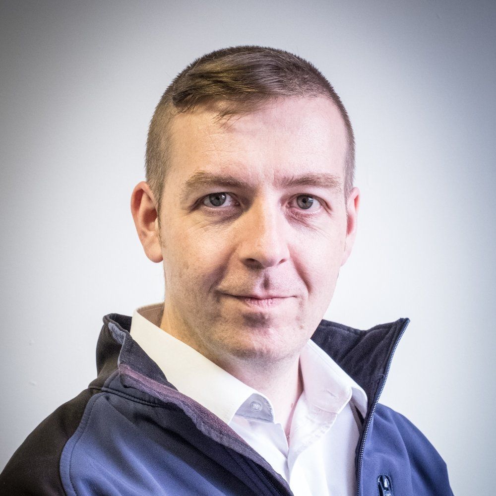 Martin Lawes - Projects Quality Control Manager