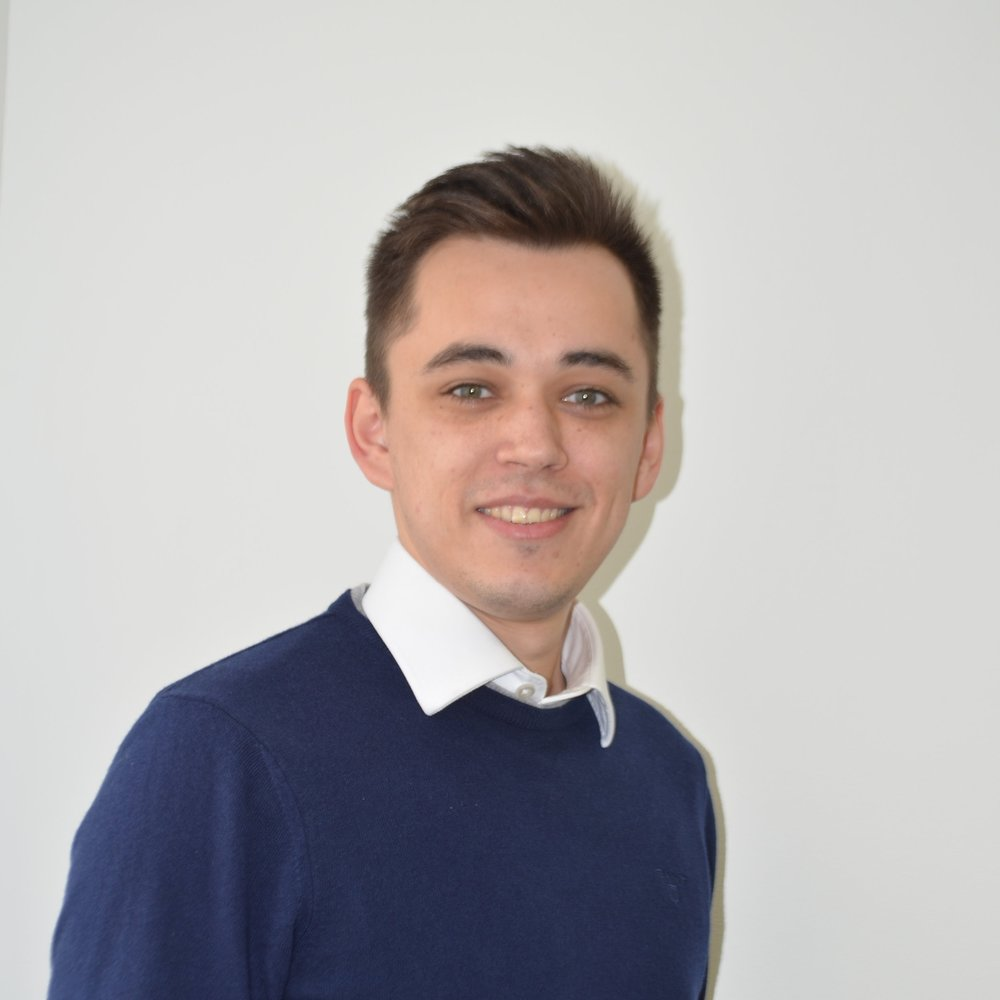 Max Hill - Account Manager