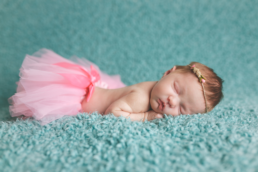 Newborn Photographer in Broussard