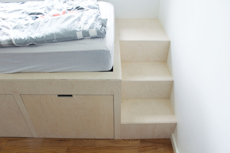 indbygget seng Seng — DYKE & DATTER indbygget seng