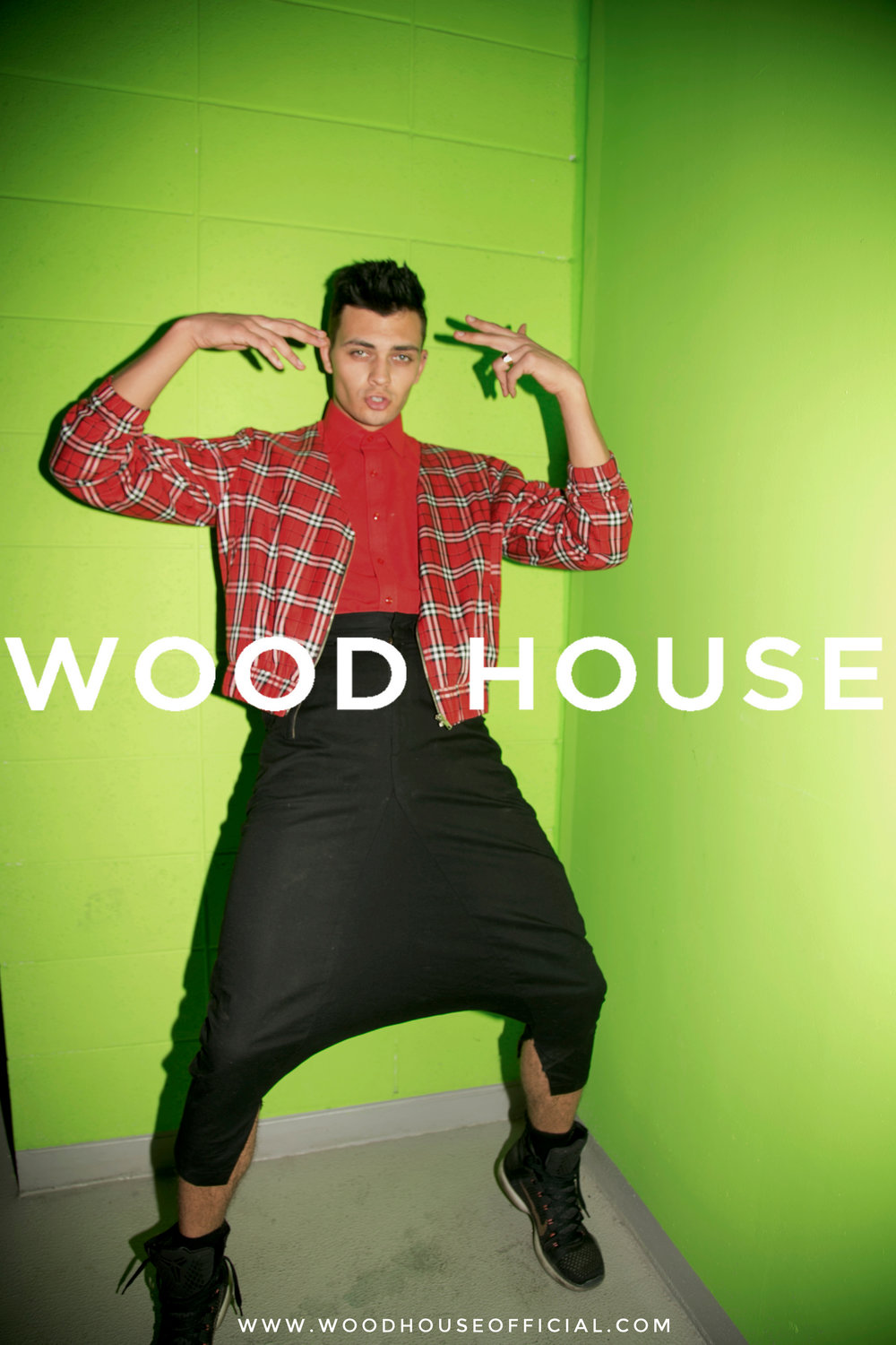 WOOD HOUSE SPRING-SUMMER 2016
