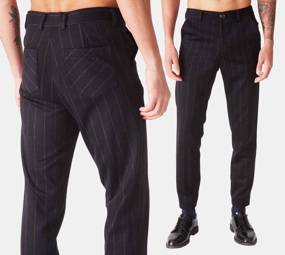 wool pinstripe skinny jeans 1.jpg