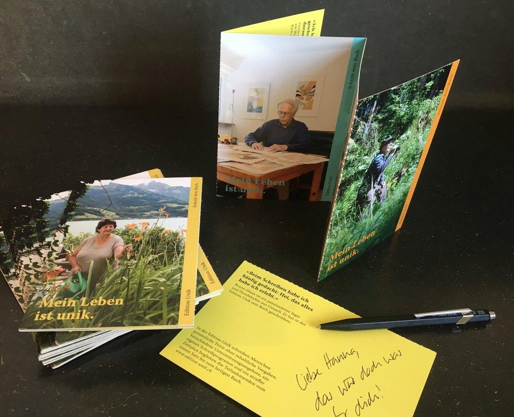 Edition Unik Postkarten