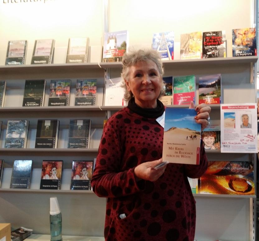 An der Leipziger Buchmesse (Bild: zvg)