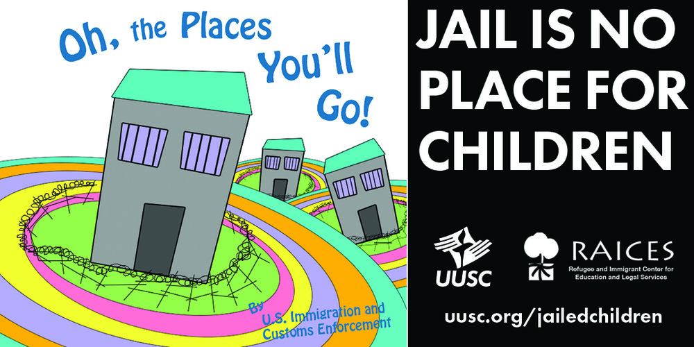 UUSC family detention graphic, 2015
