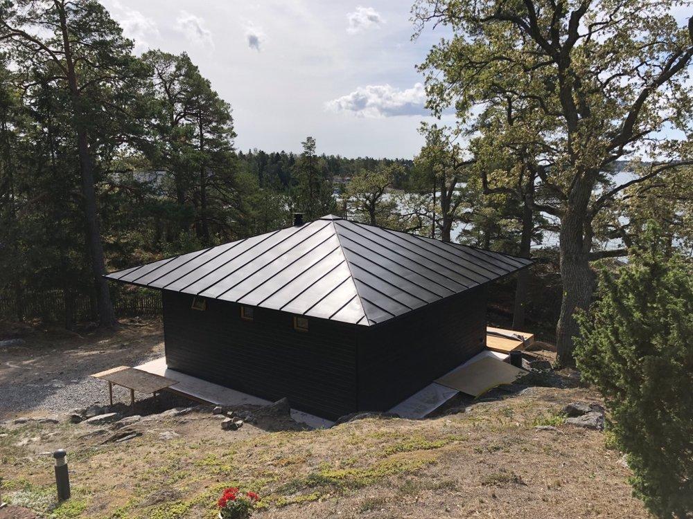 Gästhus på Värmdö - John Robert Nilsson