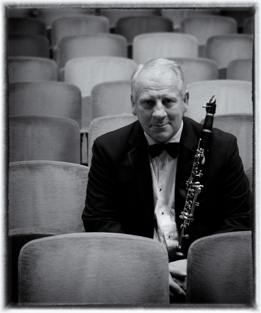 Simon Slater - Clarinet