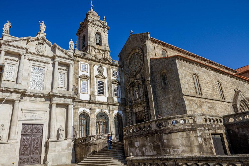 Igreja de São Francisco.Photo by Anna Harding